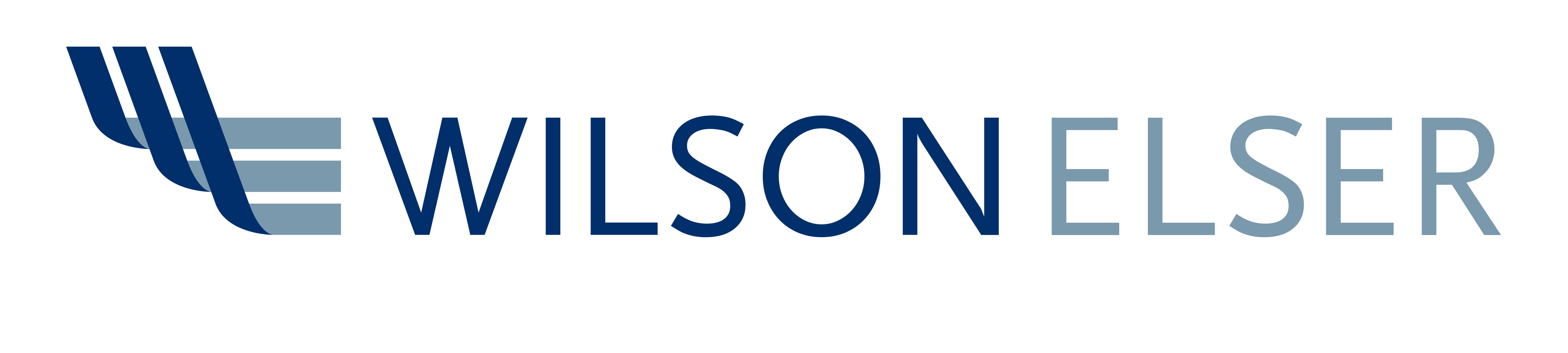 Wilson Elser Logo